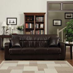 Ralston teak sofa ashley furniture house stuff - Design interieur belle maison traditionnelle refinedllc ...