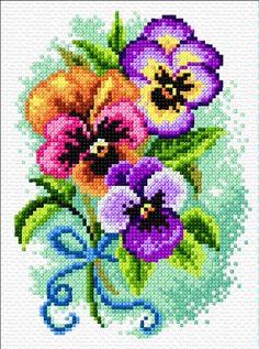 Cross Stitch Kitchen, Mini Cross Stitch, Cross Stitch Needles, Beaded Cross Stitch, Simple Cross Stitch, Cross Stitch Rose, Cross Stitch Flowers, Cross Stitch Charts, Cross Stitch Designs
