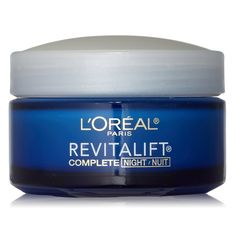 Rank & Style - L'Oreal Anti-Sagging and Ultra Hydrating Night Cream with Dermo-Peptide #rankandstyle