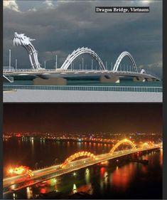 Dragon Bridge Vietnam | Full Dose