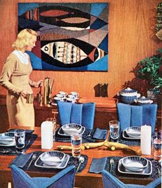 MID-CENTURIA : Art, Design and Decor from the Mid-Century and beyond: Decorating Ideas: Better Homes & Gardens 1960