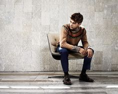 Xavier Dolan by Jerome Bonnet: Madame Figaro Oct. 2014