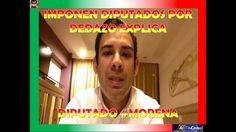 Imponen diputados por dedazo explica Diputado de #MORENA