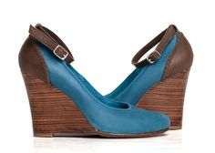 {the Felicity wedge} ELF - these are stunning!! + customizable, too.
