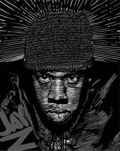 Jay-Z Jay Z, Joker, Garden, Fictional Characters, Art, Art Background, Garten, Jokers, Lawn And Garden