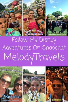 I am addicted to snapchat and love sharing my epic travels, delicious meals, and happenings with my followers. Are you on snapchat? Give me a follow at melodytravels. Would love to hear from you.