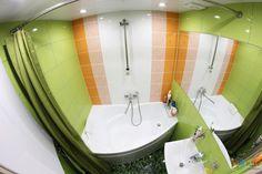 Салатная ванная комната (опять с лягушкой) | Идеи для ремонта