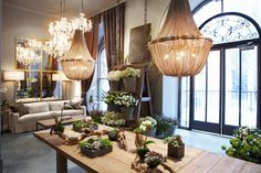 Restoration Hardware's Boston Flagship Store Opens in a Historic Building : Architectural Digest