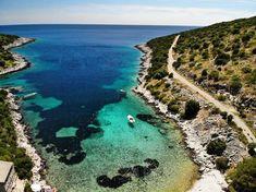 Dugi Otok Croatian Islands, Visit Croatia, One Day Trip, Rest Of The World, Travel Goals, Island Life, Travel Inspiration, Tourism, National Parks