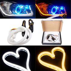 $13.62 (Buy here: https://alitems.com/g/1e8d114494ebda23ff8b16525dc3e8/?i=5&ulp=https%3A%2F%2Fwww.aliexpress.com%2Fitem%2FMulti-function-High-Brightness-Energy-Saving-2x-30cm-DC-12V-DRL-LED-Strip-White-Amber-Tube%2F32702073158.html ) Multi-function High Brightness Energy Saving 2x 30cm DC 12V DRL LED Strip White Amber Tube Switchback Headlight For Audi Style for just $13.62