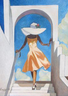 Seeking Higher Ground by Carmen Lundy