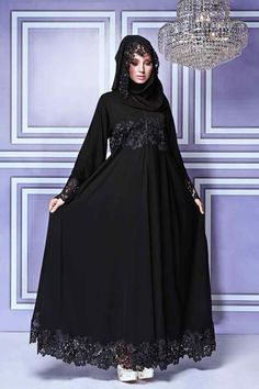 Why Should You Wear Malaysian Abaya Designs? ‍♀️NIQAB ,‫نِقاب‬‎‎ , ABAYA , ‫عباية‬‎‎ ,عباءةʿ عبايات ʿعباءاتʿ , ABA , HIJAB , ‫حجاب‬‎‎‍♀️‍♀️‍♀️More Pins Like This At FOSTERGINGER @ Pinterest