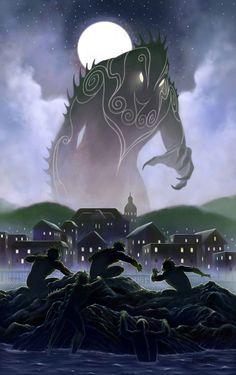 Devil's Reef by Eric Lofgren (The Shadow Over Innsmouth)