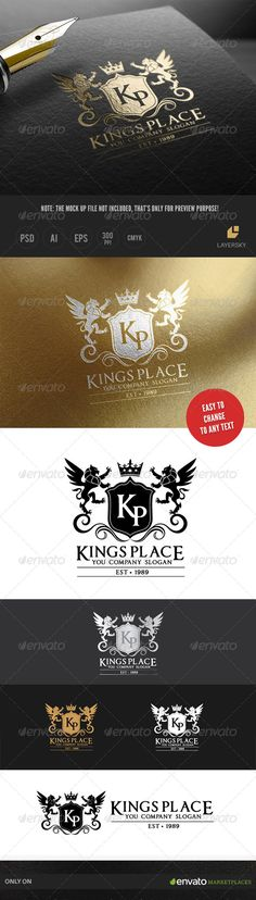 King Place II — Photoshop PSD #red #apartment • Download here → https://graphicriver.net/item/king-place-ii/7921447?ref=pxcr