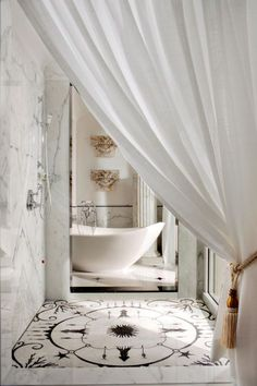 The Capri Palace, Italy | The best modern luxuy bathrooms | http://www.pinterest.com #bathroom #luxurybathroom #luxurybathroomideas #luxuryfurniture #interiordesign #luxurydesign #homedecor #designdetails