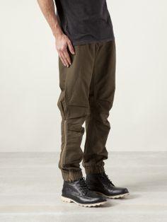 John Bull Ankle Zip Trouser