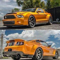 Mustang Shelby Cobra