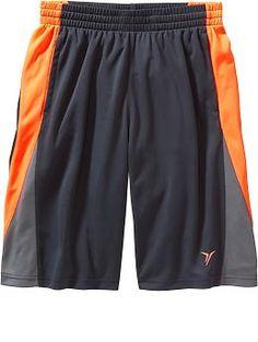 Boys Go-Dry Basketball Shorts | Old Navy