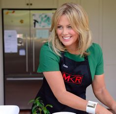 What i eat: Samantha Armytage, television news presenter and co-host, Sunrise - Shape Me, by Susie Burrell My Kitchen Rules, Health And Wellbeing, Movie Stars, Sunrise, Eat, Photographs, Friday, Nutrition, Hairstyles
