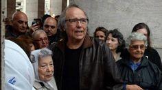 Serrat, en el acto por el 24 de marzo en Rosario