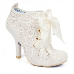 Abigails Party - irregular choice. Going to be my wedding shoes some day