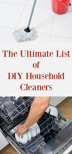 Diy household tips 163044448990132368 - A complete list of DIY household cleaners that you can make for pennies. Cleaners for every room in your house! All-natural household cleaners Source by pennypinchinmom Green Cleaning Recipes, Natural Cleaning Recipes, Homemade Cleaning Products, House Cleaning Tips, Natural Cleaning Products, Spring Cleaning, Cleaning Hacks, Cleaning Solutions, Cleaning Routines
