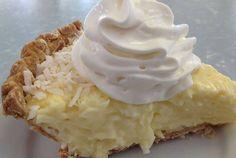 American Times   Coconut Cream Pie