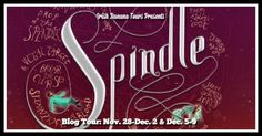 Check out our tour stop for SPINDLE by E.K. Johnston with a review and a giveaway on Swoony Boys Podcast!
