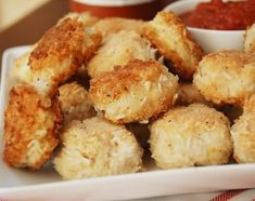 (paleo) coconut chicken nuggets