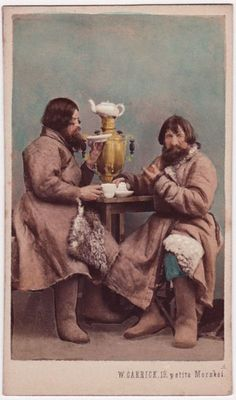 How to drink tea in Russia Lhasa, Old Photos, Vintage Photos, Vintage Photographs, Ukraine, Russian Tea, Russian Style, Tea Reading, Tea Culture