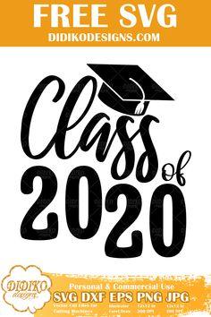 design products Class Of 2020 Free SVG Graduation Clip Art, Graduation Images, Graduation Templates, Graduation Cookies, Graduation Shirts, Graduation Decorations, Graduation Party Decor, Senior Shirts, Graduation Centerpiece