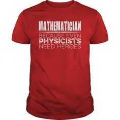 Make this awesome proud Mathematician: Mathematician Hero as a great gift for Mathematicians