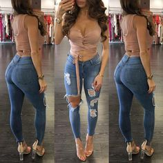 US Women Sleeveless Crop Top Backless Vest Halter Tank Tops Short Blouse T-Shirt Puffer Vest Outfit, Vest Outfits, Casual Outfits, Cute Outfits, Fashion Night, Look Fashion, Fashion Outfits, Womens Fashion, Female Fashion