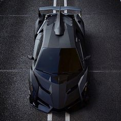Lamborgini Veneno...I like it all black