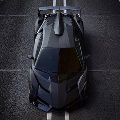 Lamborgini Veneno...I like it all black