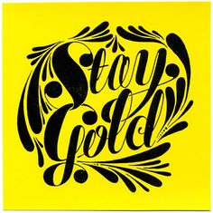 Stay Gold - Micah Lidberg