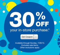 CVS: 30% Off Coupon – Check Your Email!