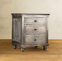 Faux Zinc Dresser DIY http://www.freckledlaundry.com/2010/07/faux-zinc-painting-tutorial.html