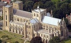 Ripon Cathedral---Ripon-where my heart is...and the cathedral is where I spent many hours volunteering. <3