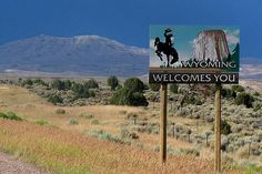 Wyoming Cowboy Country!!  How could I not Pin this?