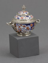 Jens Torp Design - Miniature Silver for the Dolls House | Features | Collectors Club of Great Britain