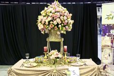 The Wedding Expo Table Top Decor competition entrant March The OliveThe Olive Leaf Lakes Club House Pretoria. Photography by SDR Photo.
