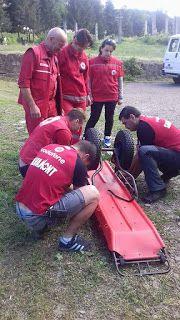 CRUCEA ROSIE ROMANA - FILIALA BACAU: Crucea Roșie, un partener permanent al evenimentel...