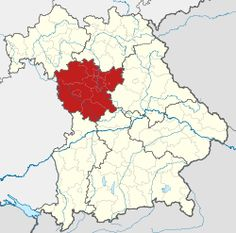Middle Franconia (German: Mittelfranken) is one of the three administrative regions of Franconia in Bavaria, Germany. It is in the west of Bavaria and adjoins the state of Baden-Württemberg. The administrative seat is Ansbach but the most populated city is Nuremberg.