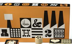 """print & pattern blog features  """"house industries"""""""
