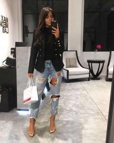 I Love Fashion, Spring Fashion, Fashion Looks, Dress Outfits, Fashion Outfits, Womens Fashion, Striped Sandals, Cool Style, My Style