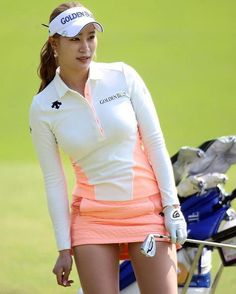 Girl Golfer Outfit Collection pin on sporting life Girl Golfer Outfit. Here is Girl Golfer Outfit Collection for you. Girl Golfer Outfit pin on sporting life. Girl Golfer Outfit most stylish womens gol. Girl Golf Outfit, Cute Golf Outfit, Sport Outfit, Golf Outfits, Sexy Golf, Girls Golf, Ladies Golf, Foto Glamour, Lpga Golf