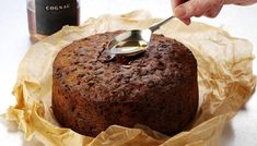 This traditional Christmas cake pulls out all the stops - if you have the time, feed it with brandy.
