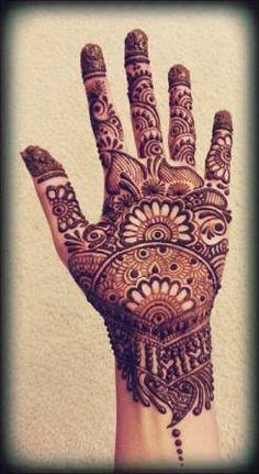 Mehandi designs - PakFashion Gigs