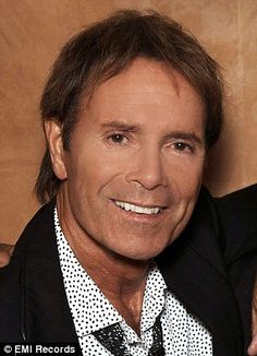 Cliff Richard -  she still loves her childhood crush. she has got to have some guilty pleasures!